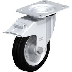 Otočné kolečko s konstrukční deskou a brzdou, Ø 150 mm, Blickle 532127, LE-VE 150R-FI