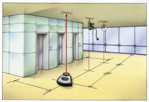Rotationslaser selbstnivellierend Laserliner Komplet AutoSmart Laser 100 Reichweite (max.): 100 m Kalibriert nach: Werk