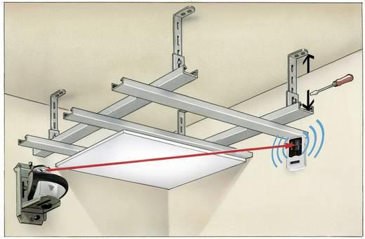 Rotationslaser selbstnivellierend Laserliner AutoSmart Laser 100 Set Reichweite (max.): 100 m Kalibriert nach: Werksstandard