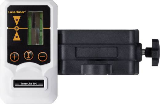 Rotationslaser selbstnivellierend Laserliner AutoSmart Laser 100 Set Reichweite (max.): 100 m Kalibriert nach: ISO