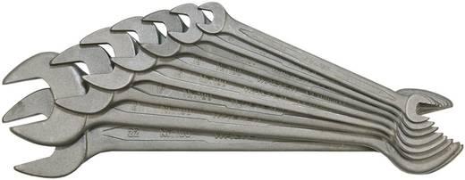 Doppel-Maulschlüssel-Satz 8teilig DIN 3110, DIN ISO 3318, DIN ISO 10102 Walter Werkzeuge 100 8 MM PH 000370281001