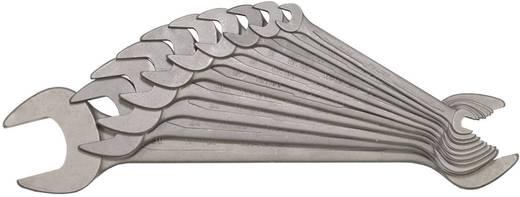 Doppel-Maulschlüssel-Satz 10teilig 6 - 30 mm DIN 3110, DIN ISO 3318, DIN ISO 10102 Walter Werkzeuge 100 10 MM PH 000370