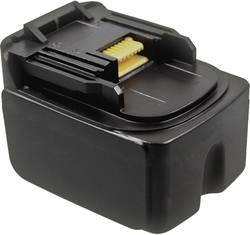 Image of Akku Power APMA/MS 14,4 V/3,0 Ah P5006 Werkzeug-Akku ersetzt Original-Akku Makita BL 1430 14.4 V 3 Ah Li-Ion