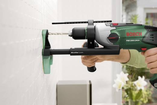 Bosch Home and Garden PSB 1000-2 RCA 2-Gang-Schlagbohrmaschine 1000 W inkl. Koffer