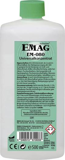 Ultraschallreiniger 0.6 l Alecto
