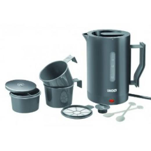 Wasserkocher kabelgebunden Unold 8210 Weiß