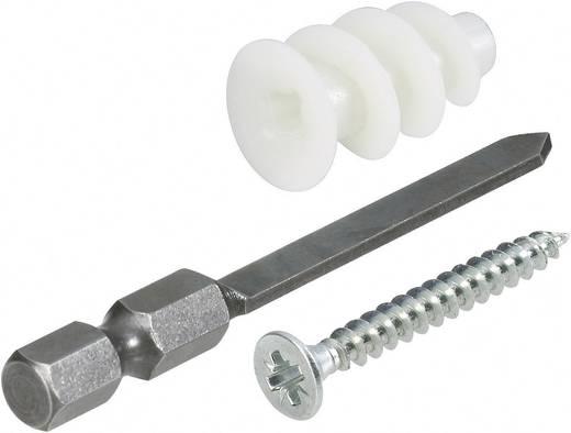 Hohlraumdübel 35 mm 4 mm 100 Teile