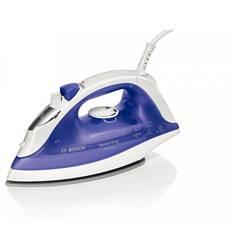 Image of Bosch Haushalt TDA2377 QuickFilling Secure Dampfbügeleisen Weiß, Violett (transparent) 2200 W