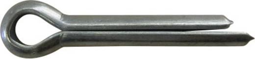 TOOLCRAFT Splinte DIN 94 DIN 94 16 mm Stahl verzinkt 50 St.