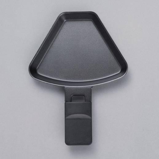 Severin RG2681 Raclette mit manueller Temperatureinstellung, 8 Pfännchen Schwarz