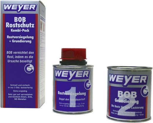 BOB Rostschutz Kombi-Pack Weyer WY10101 1 Set