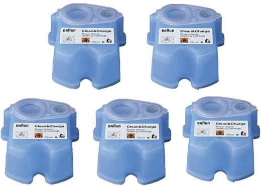Braun CCR 4+1 Reinigungskartusche Blau 5 St.
