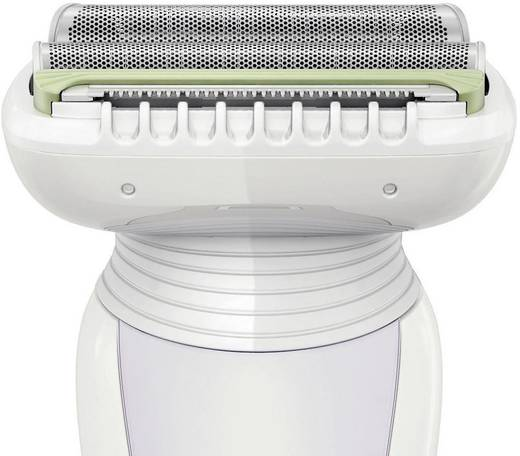 Damenrasierer Philips LadyShave Sensitive Weiß, Lila