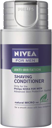 Rasieremulsion Philips Navulverpakking Shaving Conditioner Silber-Blau 75 ml