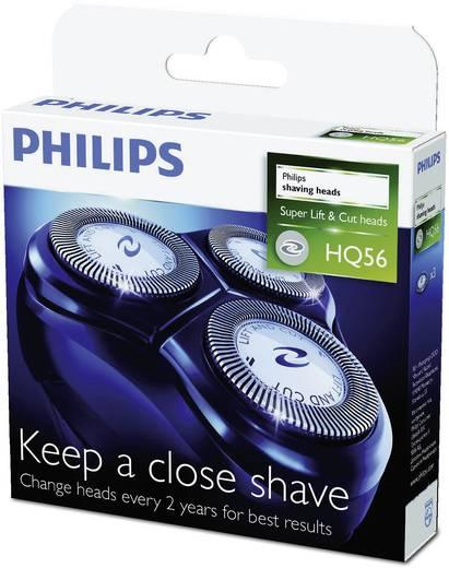 Scherkopf Philips HQ 56/50 Schwarz 1 Set
