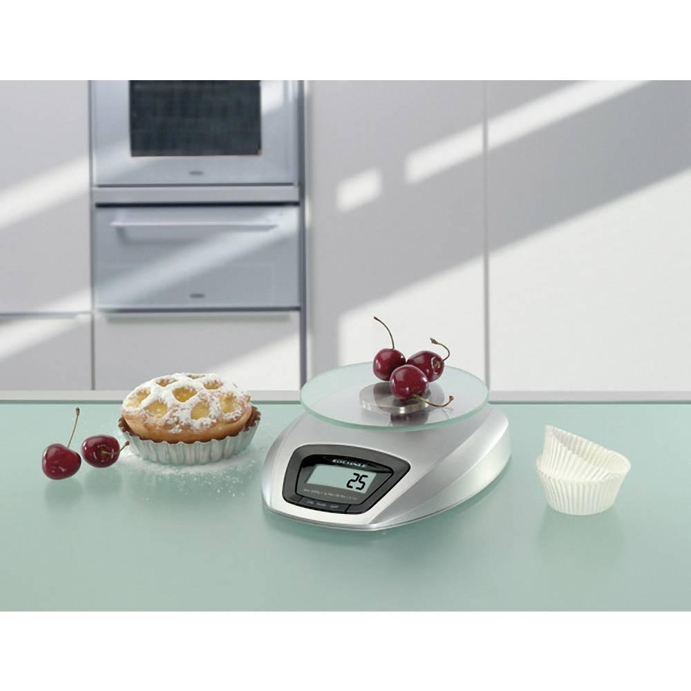 Balance de cuisine num rique soehnle siena plage de pes e - Balance numerique cuisine ...