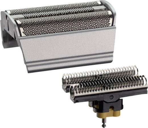 Scherfolie und Klingenblock Braun 31S - Kombipack 5000 Silber 1 Set