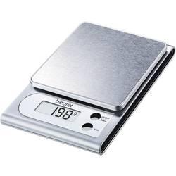 Digitálna kuchynská váha Beurer KS22, strieborná