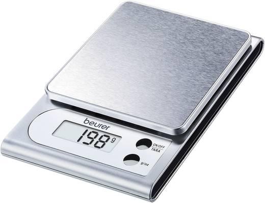 Küchenwaage digital Beurer KS22 Wägebereich (max.)=3 kg Silber