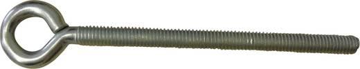 TOOLCRAFT Ringschraubösen 15 mm Stahl verzinkt M3 50 St.
