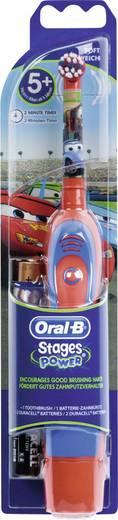 Elektrische Kinderzahnbürste Oral-B Stages Power CLS Rotierend/Oszilierend Türkis, Pink, Blau, Rot
