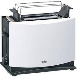 Topinkovač Braun HT450, bílá/černá