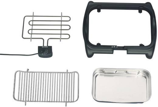 Elektro Tisch-Grill Severin PG 1511 mit manueller Temperatureinstellung Schwarz