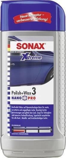 Autowachs Sonax Xtreme Polish & Wax 3 NanoPro 202100 250 ml