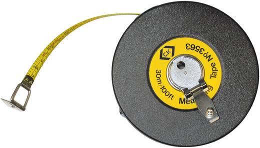 Maßband 30 m Werksstandard (ohne Zertifikat) Stahl C.K. Klasse II