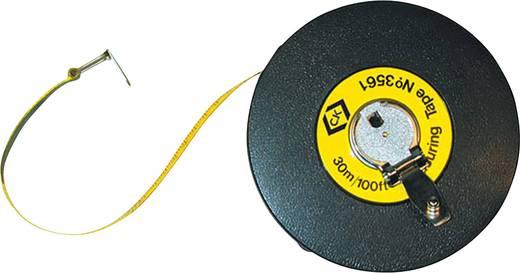 Maßband 30 m Werksstandard (ohne Zertifikat) Kunststoff C.K. T3561 100