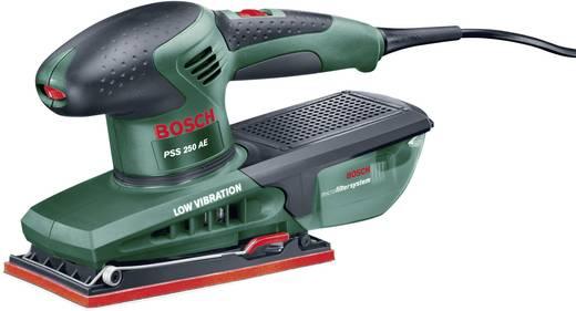 Schwingschleifer inkl. Koffer 250 W Bosch Home and Garden PSS 250 AE 0603340200 93 x 185 mm