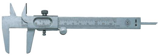 T3451 C.K. Taschenmessschieber 125 mm