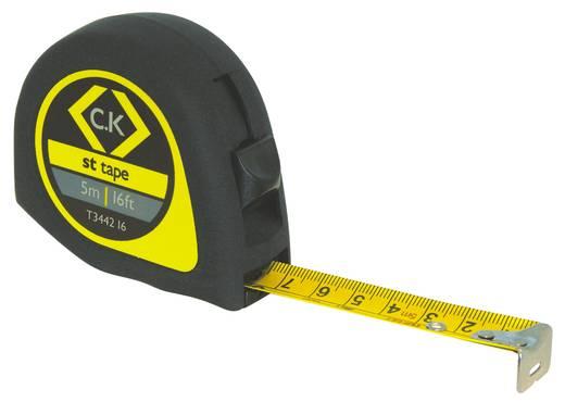 Maßband 7.5 m Stahl C.K. T3442 25