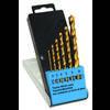 Set de forets pour le métal HSS 6 pièces C.K. T3293 N/A 1 set