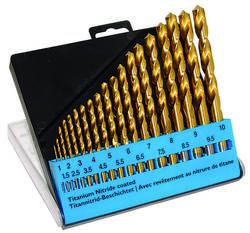 Set de forets pour le métal HSS 19 pièces C.K. T3291 DIN 338 1 set
