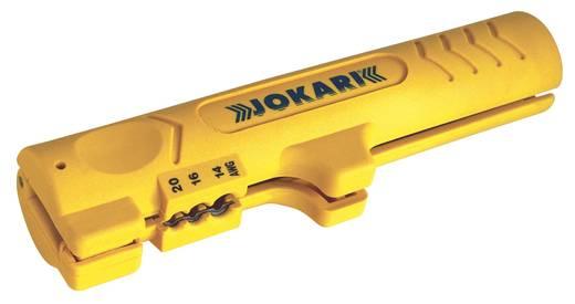 Kabelentmanteler Geeignet für Rundkabel, Flachkabel 4 bis 13 mm 0.8 bis 2.5 mm² Jokari No. 14 Strip 30140