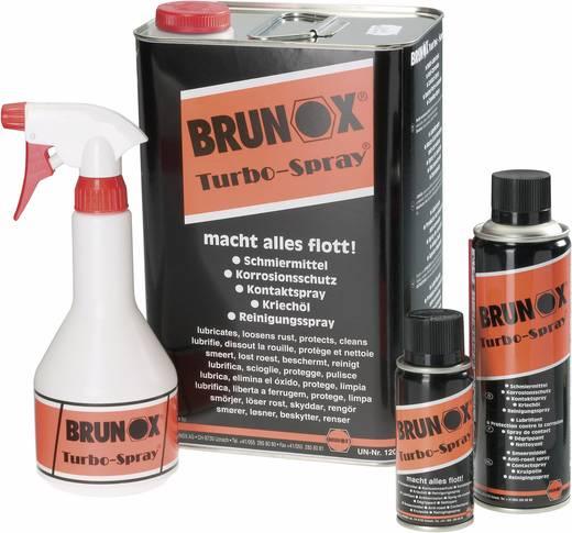 Multifunktionsspray Brunox TURBO-SPRAY BR0,10TS 100 ml