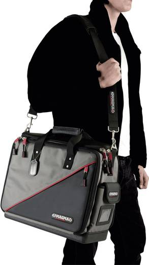 Techniker Werkzeugtasche unbestückt C.K. Magma MA2632 (L x B x H) 460 x 460 x 420 mm