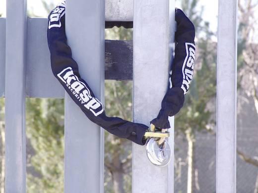 Kasp K16070 Vorhängeschloss 50 mm Silber Schlüsselschloss