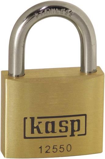 Kasp K12550SD Vorhängeschloss 50 mm Gold-Gelb Schlüsselschloss