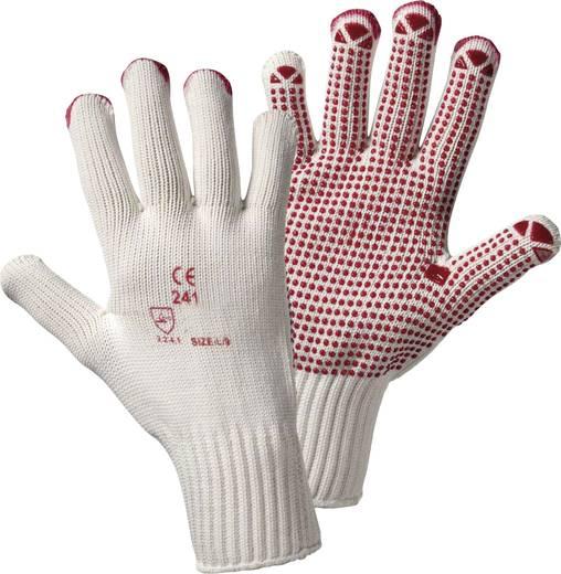 Polyamid, Baumwolle Gartenhandschuh Größe (Handschuhe): 7, S EN 388 , EN 407 CAT II worky Puncto 1130 1 Paar
