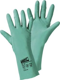 Image of Nitril Chemiekalienhandschuh Größe (Handschuhe): 10, XL EN 388 , EN 374 CAT II L+D Kemi 1463 1 Paar