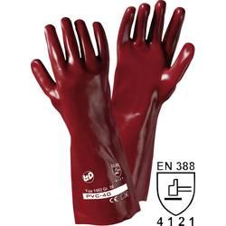 Pracovní rukavice L+D PVC 1482, PVC, velikost rukavic: 10, XL