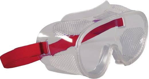 Vollsichtbrille Leipold + Döhle 2660 Rot DIN EN 166-1