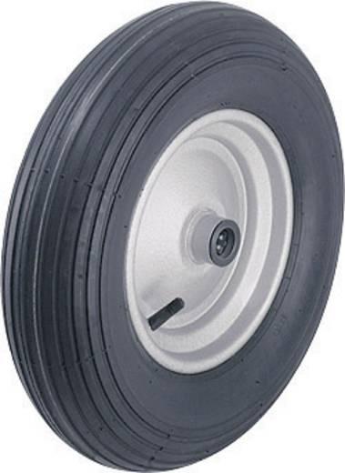 Blickle 254839 Rad mit Luftreifen und Stahlblech-Felge mit Kugellager, Ø 400 mm Ausführung (allgemein) Luftreifen