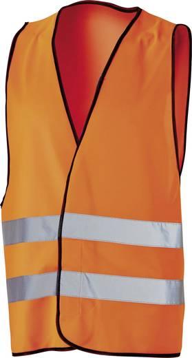 L+D Griffy 40961 Polyester-Warnweste Größe: Unisize EN ISO 20471:2013, Klasse 2