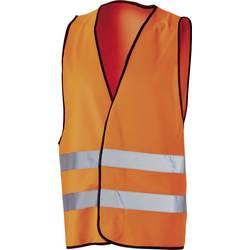 Ochranná výstražná vesta - oranžová