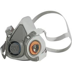 Image of 3M 6200 6200M Atemschutz Halbmaske ohne Filter Größe: M