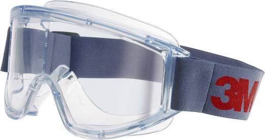 3M Vollsichtbrille 2890S, gasdicht DE272934071 Polycarbonat EN 166