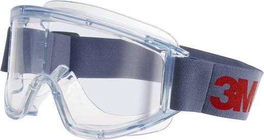 Vollsichtbrille 3M 2890SA DE272934089 Grau DIN EN 166-1